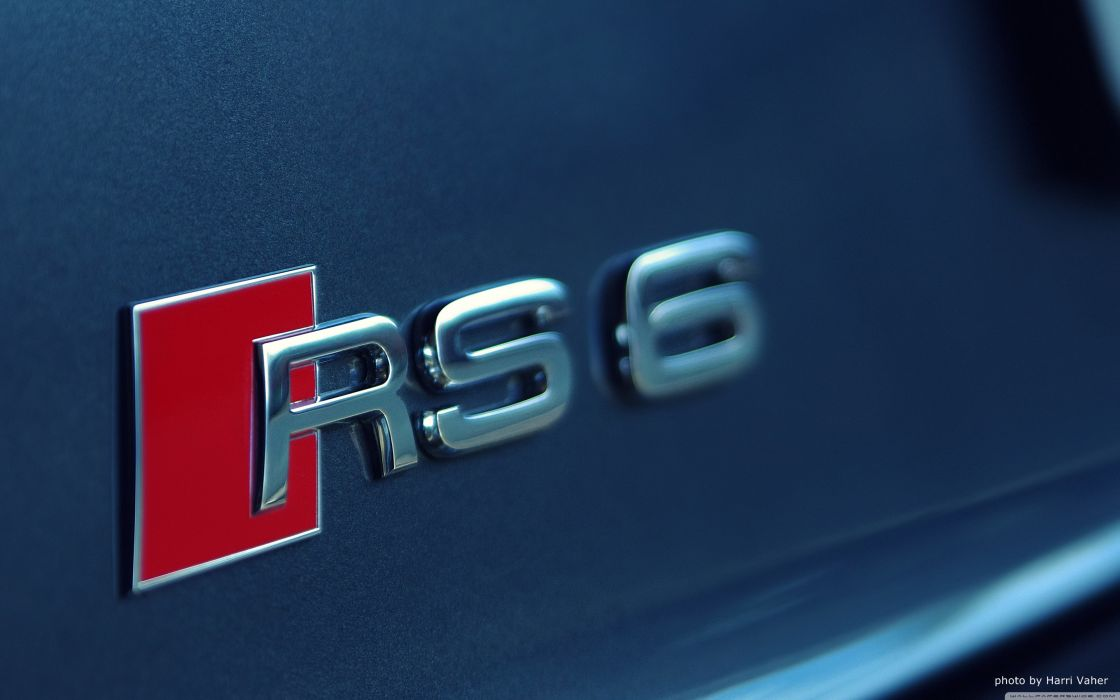 RS6 wallpaper