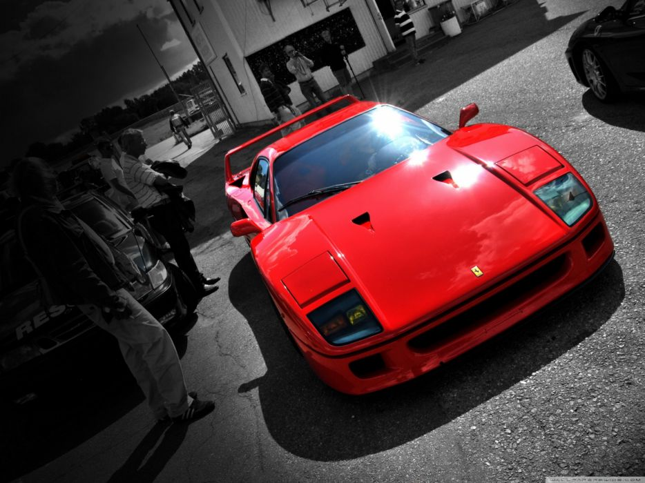 Ferrari F40 wallpaper