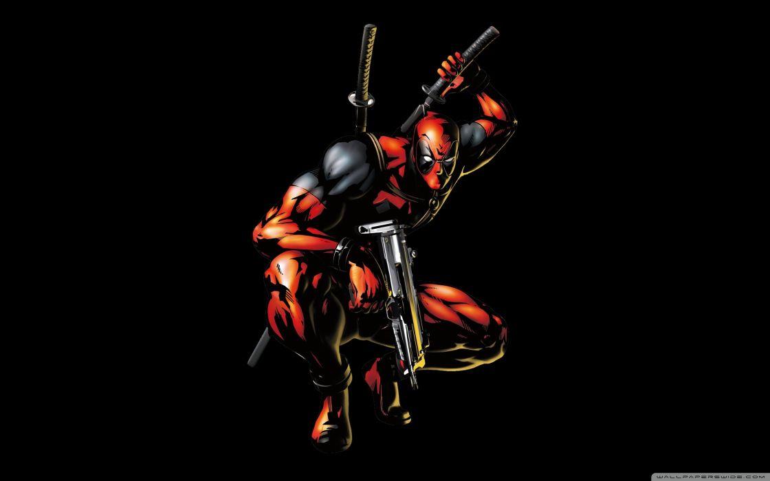 Deadpool Cartoon wallpaper