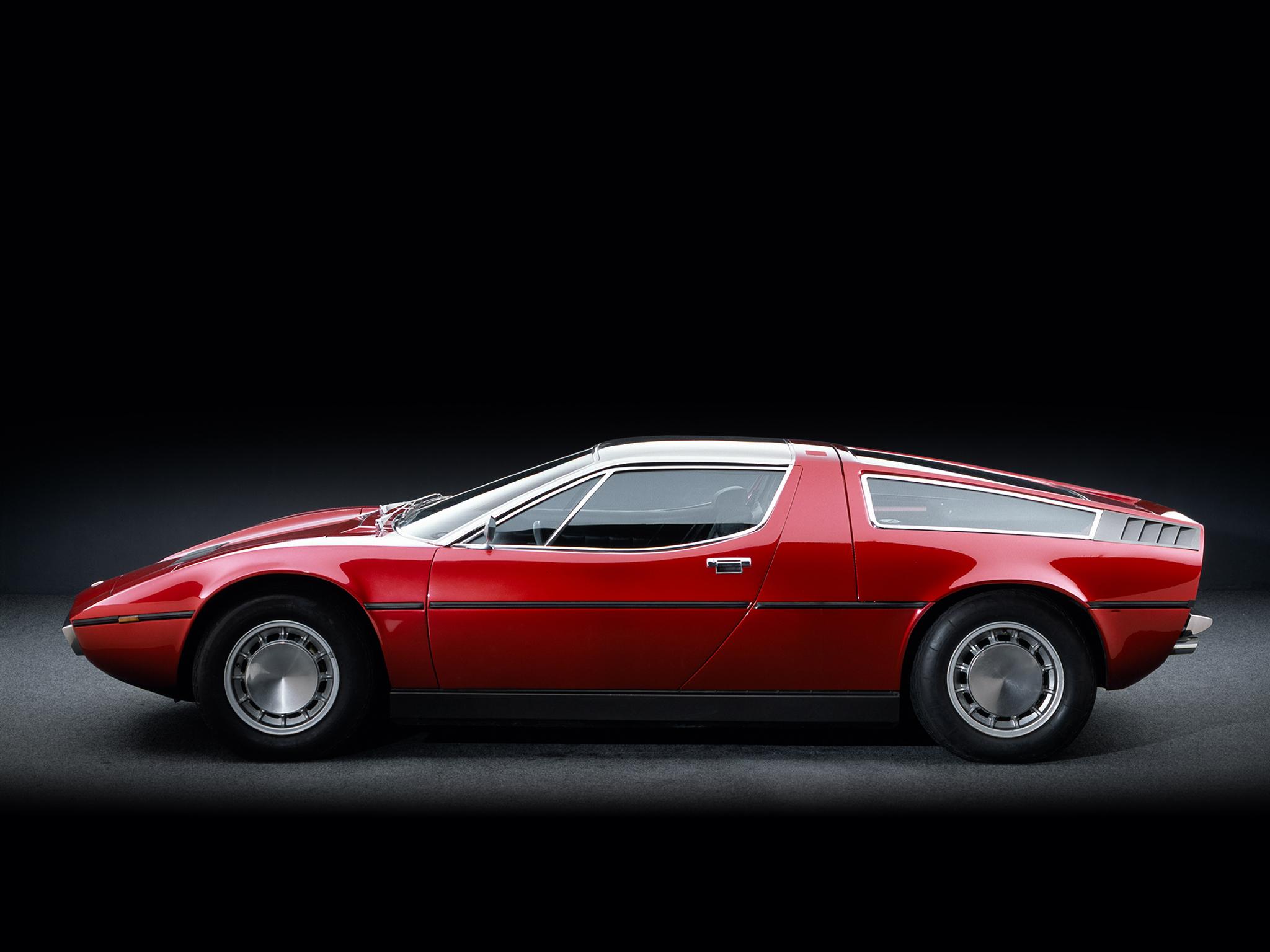 1971-78 Maserati Bora (AM117) supercar classic e wallpaper | 2048x1536 |  221292 | WallpaperUP