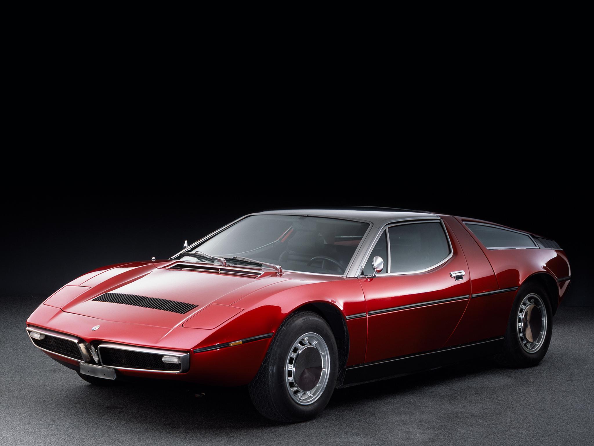 Maserati >> 1971-78 Maserati Bora (AM117) supercar classic r wallpaper ...