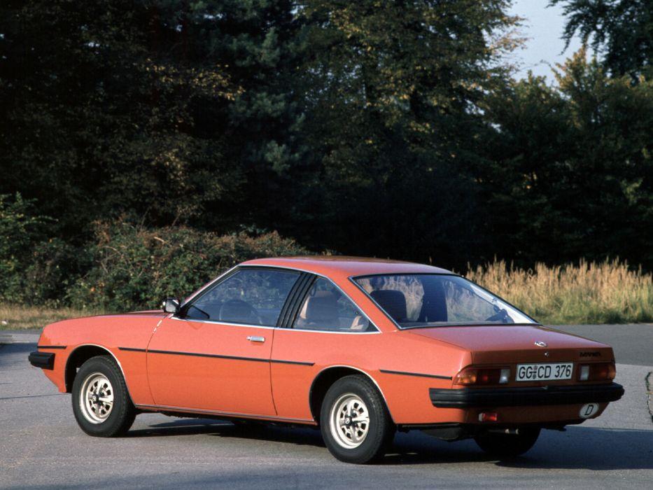 1975-88 Opel Manta (B) c wallpaper