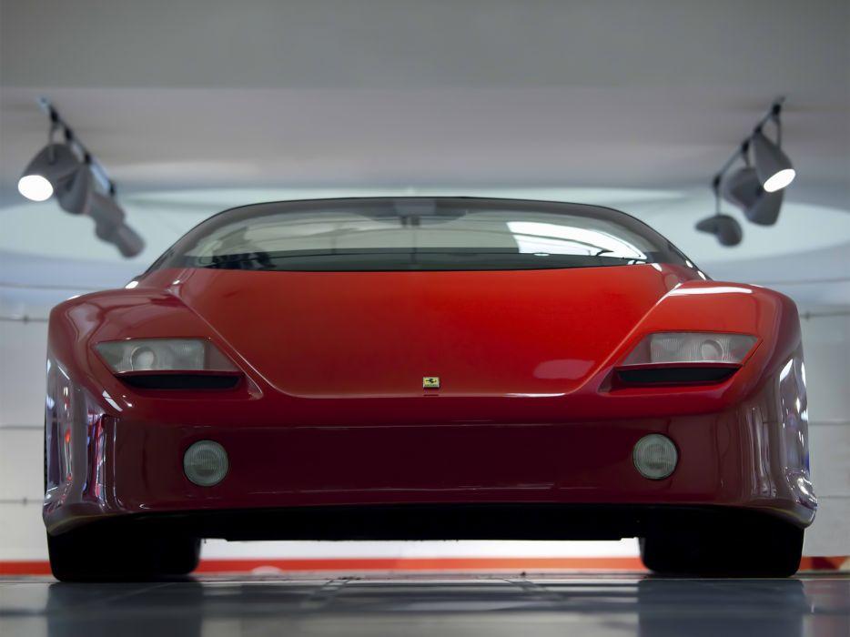 1989 Ferrari Mythos supercar g wallpaper