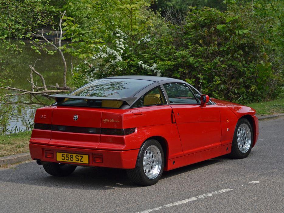 1989-91 Alfa Romeo S-Z_ (162C)       g wallpaper