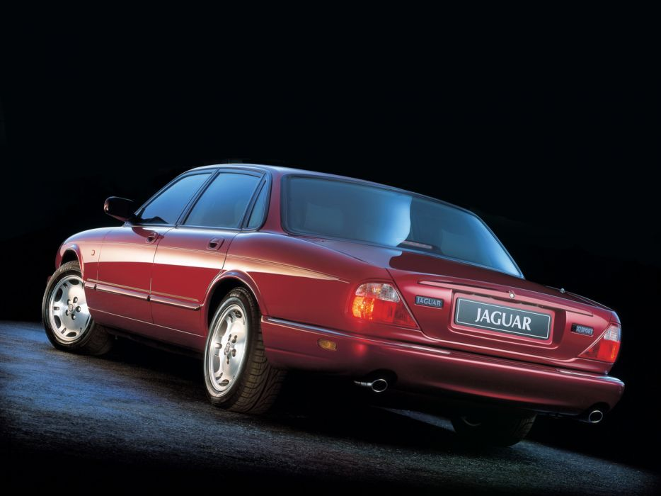 1997-03 Jaguar X-J Sport (X308) luxury e wallpaper