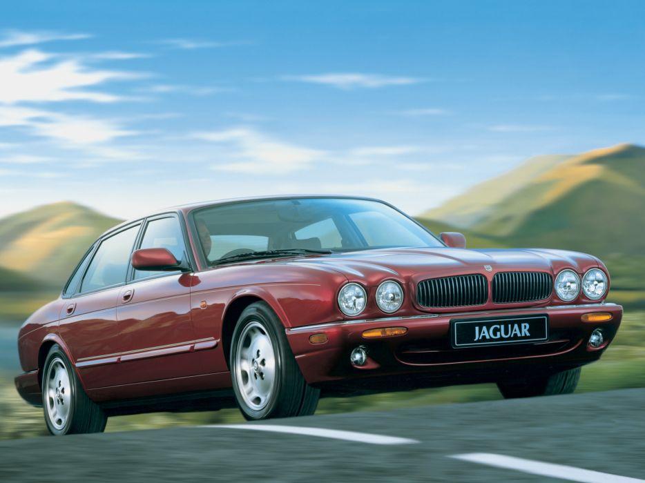 1997-03 Jaguar X-J Sport (X308) luxury b wallpaper