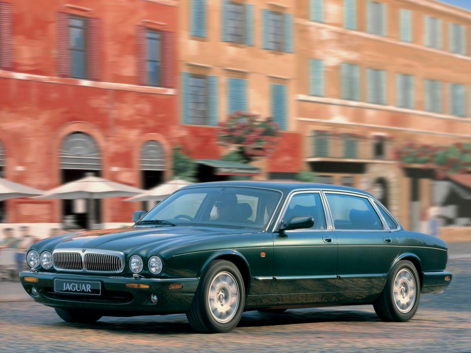 1997-03 Jaguar XJ8 (X300) luxury e wallpaper
