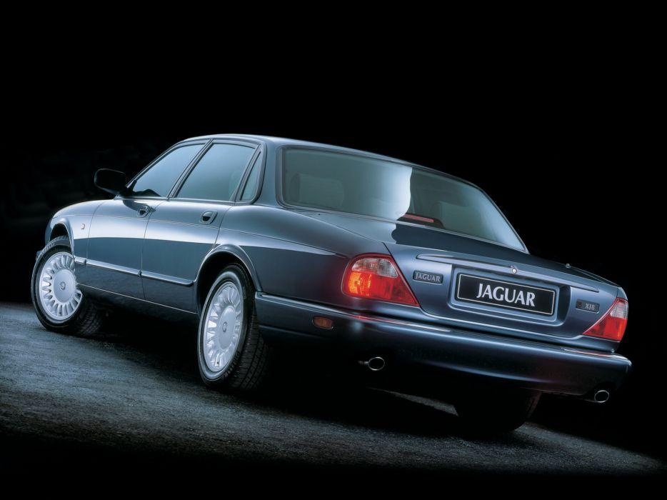 1997-03 Jaguar XJ8 (X300) luxury  4 wallpaper