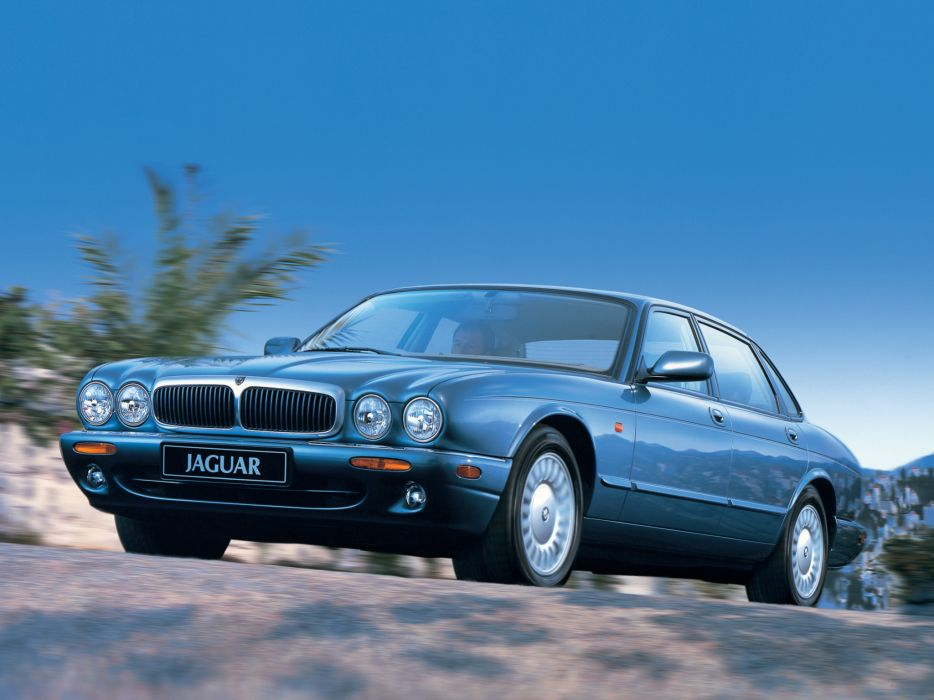 1997-03 Jaguar XJ8 (X300) luxury   r wallpaper