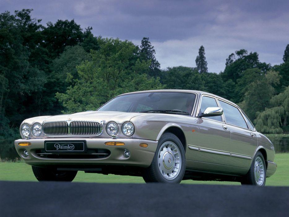 1998-03 Daimler Jaguar V8 (X308) luxury v-8 r wallpaper