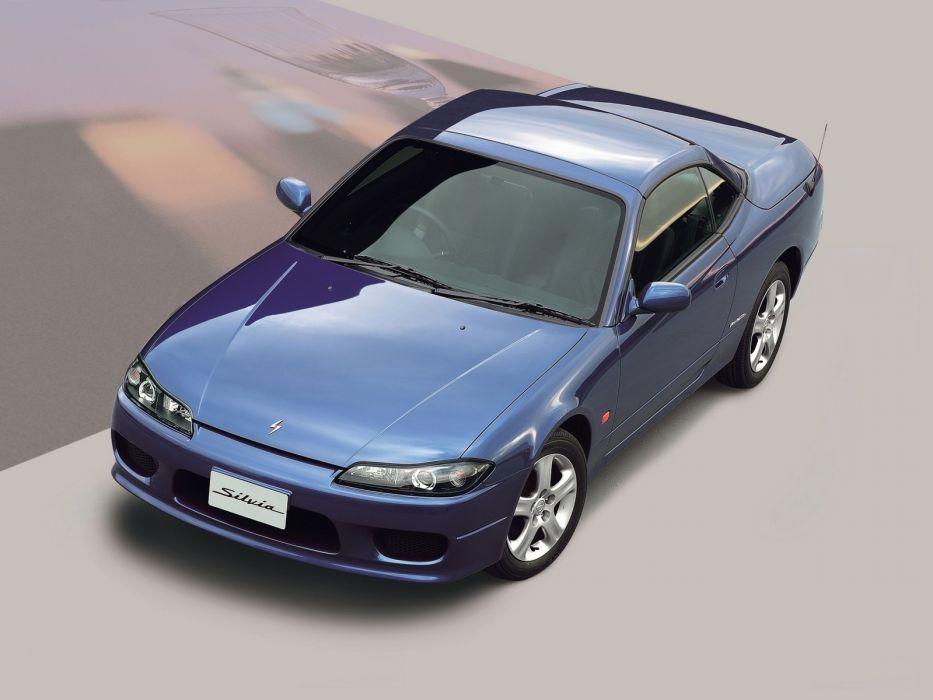 2002 Autech Nissan Silvia Varietta (S15) t wallpaper