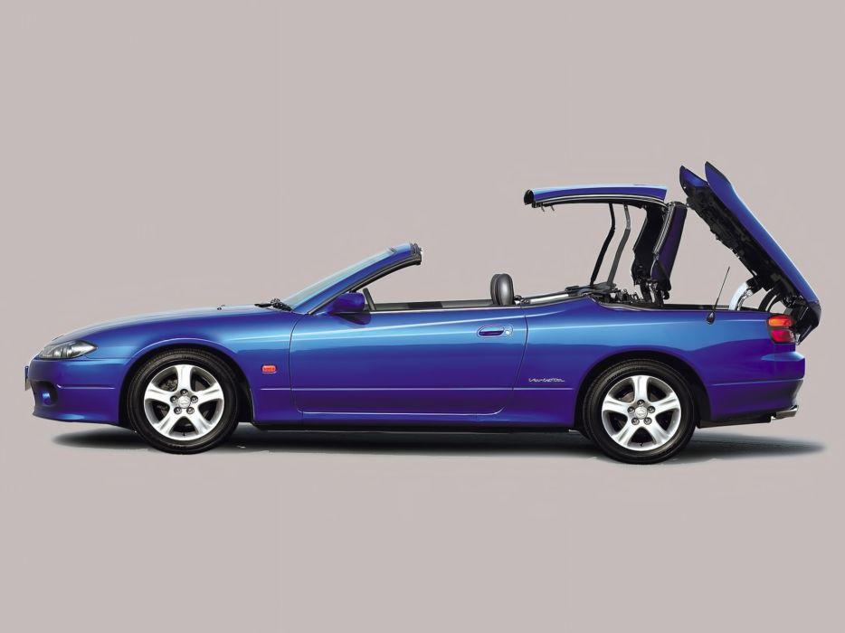 2002 Autech Nissan Silvia Varietta (S15) y wallpaper