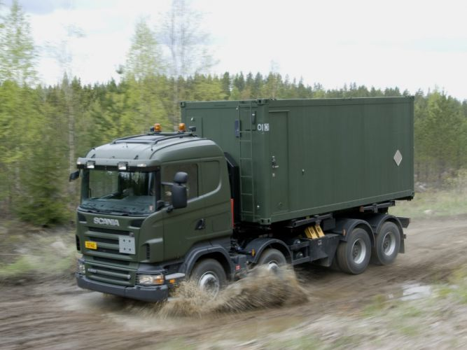 2004-09 Scania R500 8x4 HZ semi tractor h-z g wallpaper