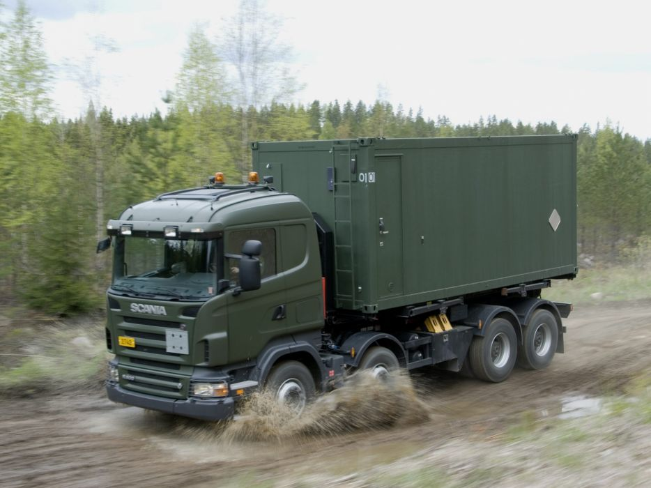 2004-09 Scania R500 8x4 HZ semi tractor h-z   g wallpaper