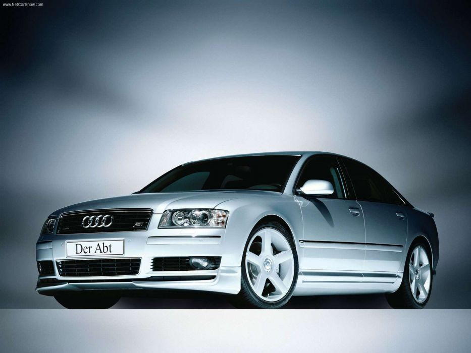 ABT Audi AS8 2003 wallpaper