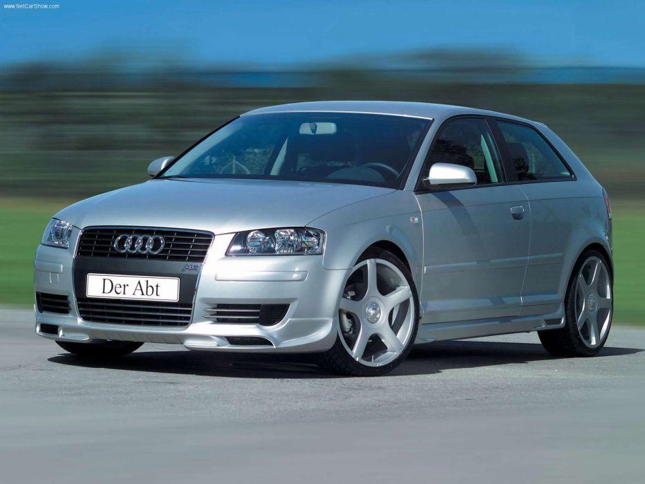 ABT Audi AS3 2005 wallpaper