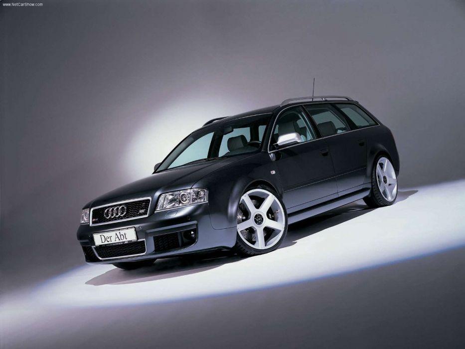 ABT Audi RS6 Avant 2003 wallpaper