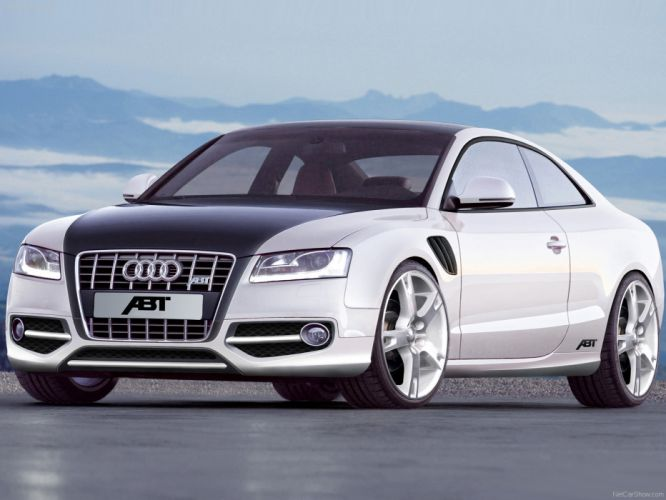 ABT Audi AS5 2008 wallpaper