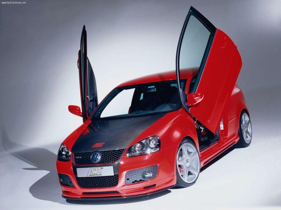 ABT VW Golf GTI 2005 wallpaper