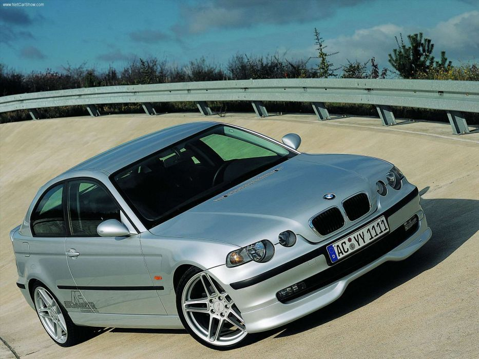 AC Schnitzer ACS3 3Series E46 Compact 2002 wallpaper