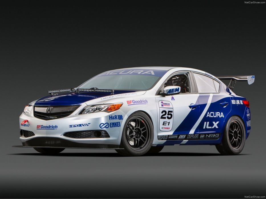 Acura ILX Endurance Racer 2013 wallpaper