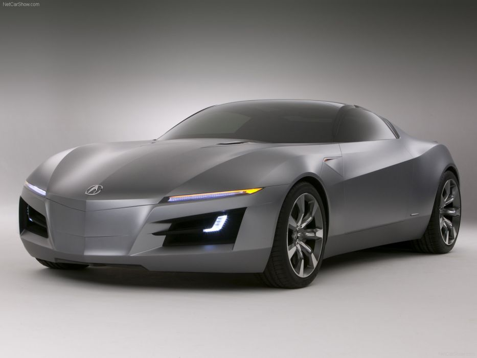 Acura Advanced Sports Car Concept 2007 wallpaper