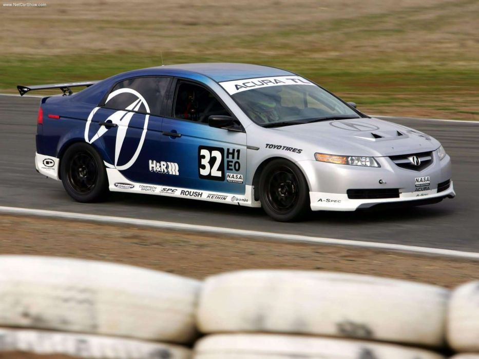 Acura TL 25 Hours of Thunderhill 2004 wallpaper