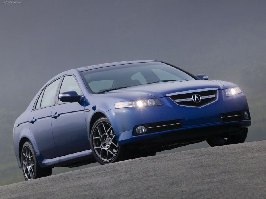 Acura TL Type-S 2007 wallpaper