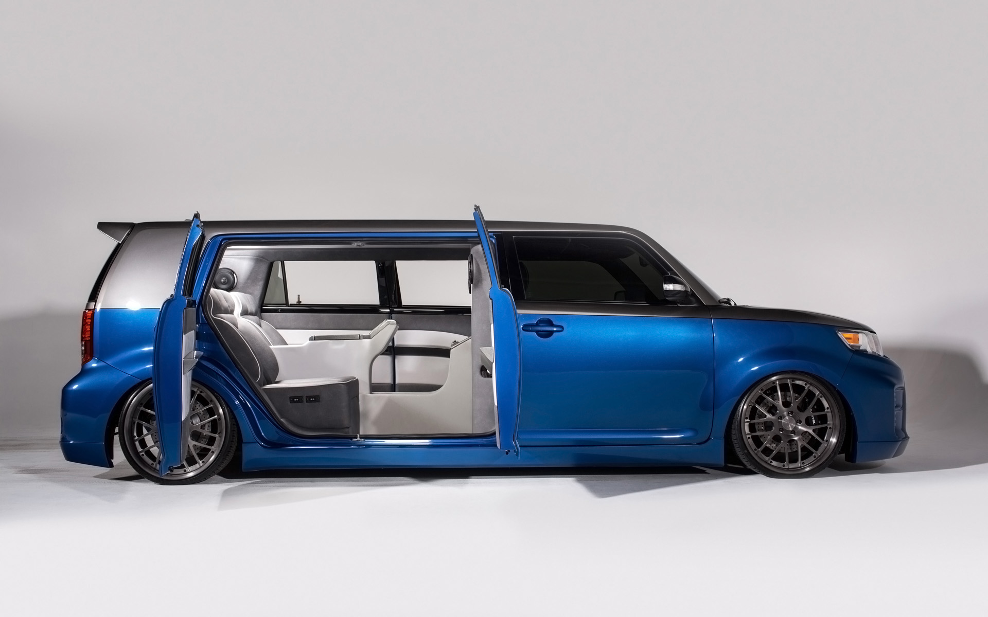 2013 cartel customs scion xb van suv tuning x b interior f wallpaper 1920x1200 221458. Black Bedroom Furniture Sets. Home Design Ideas