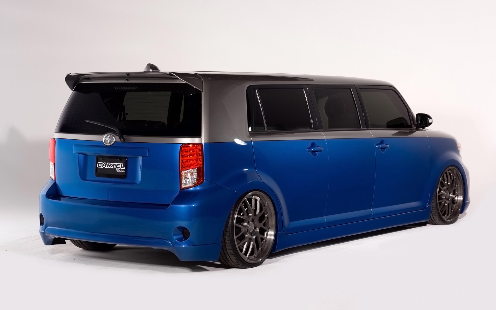 2013 cartel customs scion xb van suv tuning x b f wallpaper 1920x1200 221463 wallpaperup. Black Bedroom Furniture Sets. Home Design Ideas
