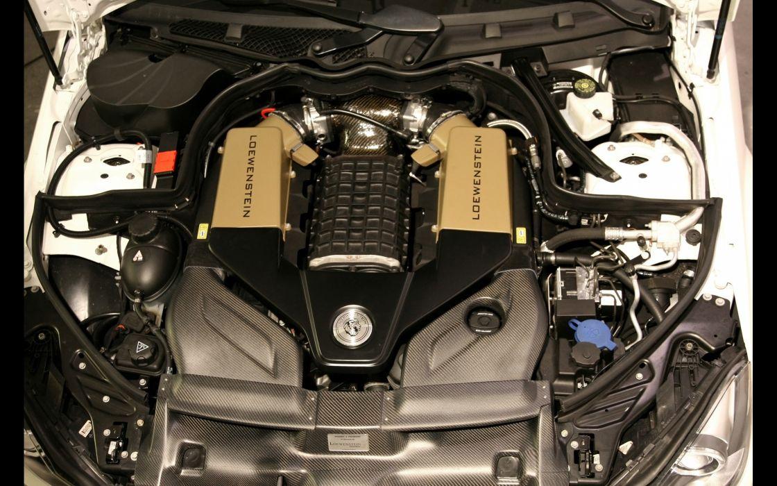2014 Loewenstein Mercedes Benz C63 AMG LM63-700 Compressor stationwagon tuning engine    g wallpaper