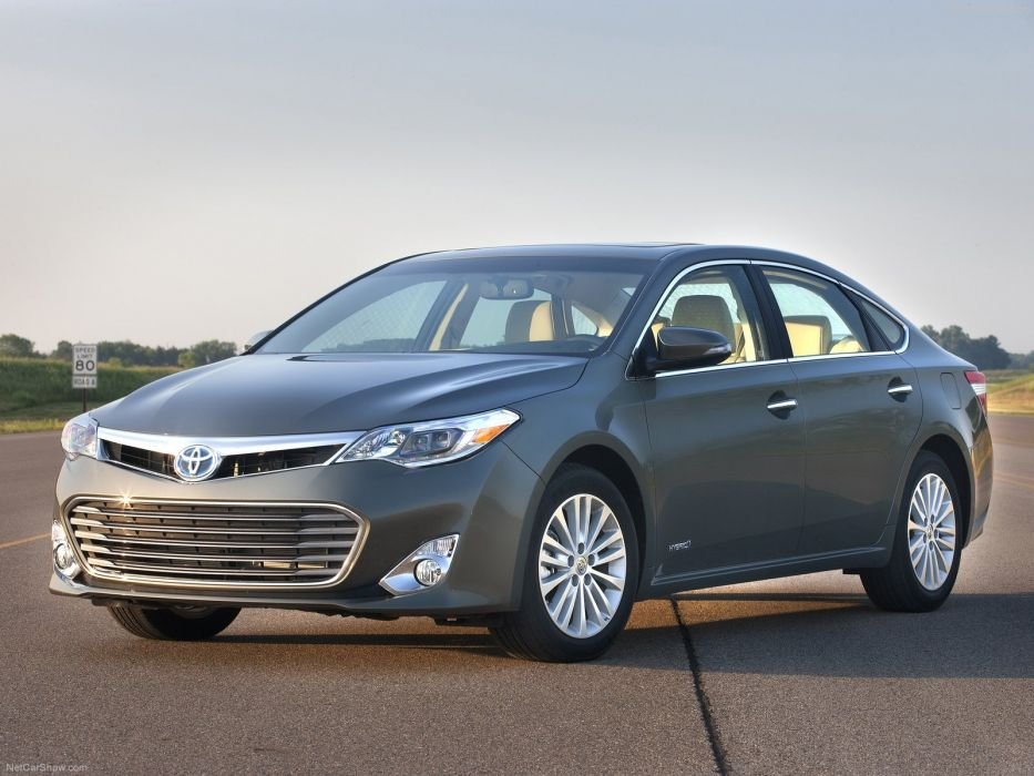 Toyota Avalon 2013 wallpaper