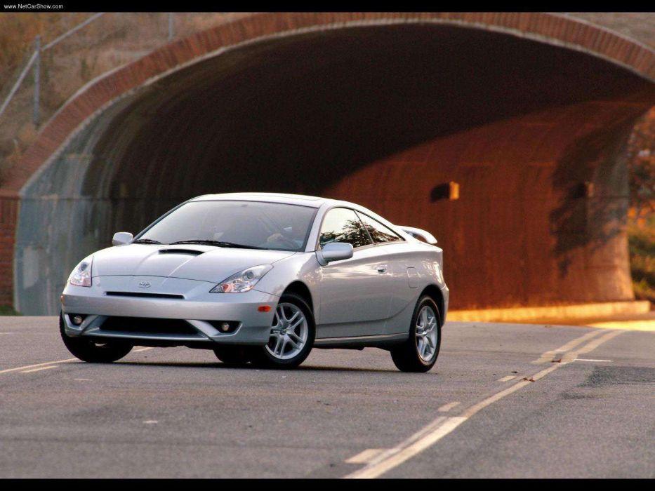 Toyota Celica GTS 2003 wallpaper