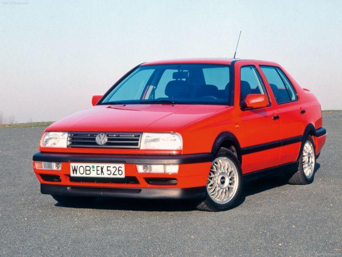 Volkswagen Vento 1992 wallpaper