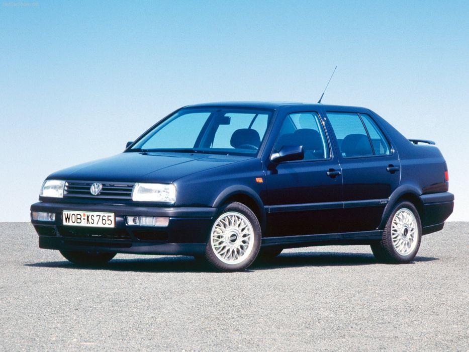Volkswagen Vento VR6 1992 wallpaper