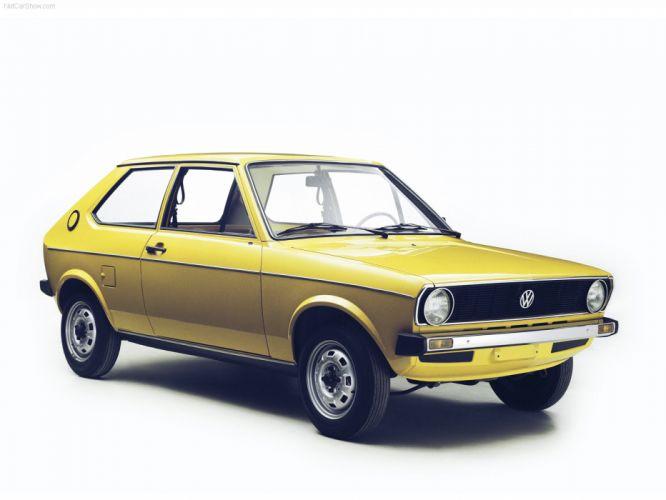 Volkswagen Polo 1975 wallpaper