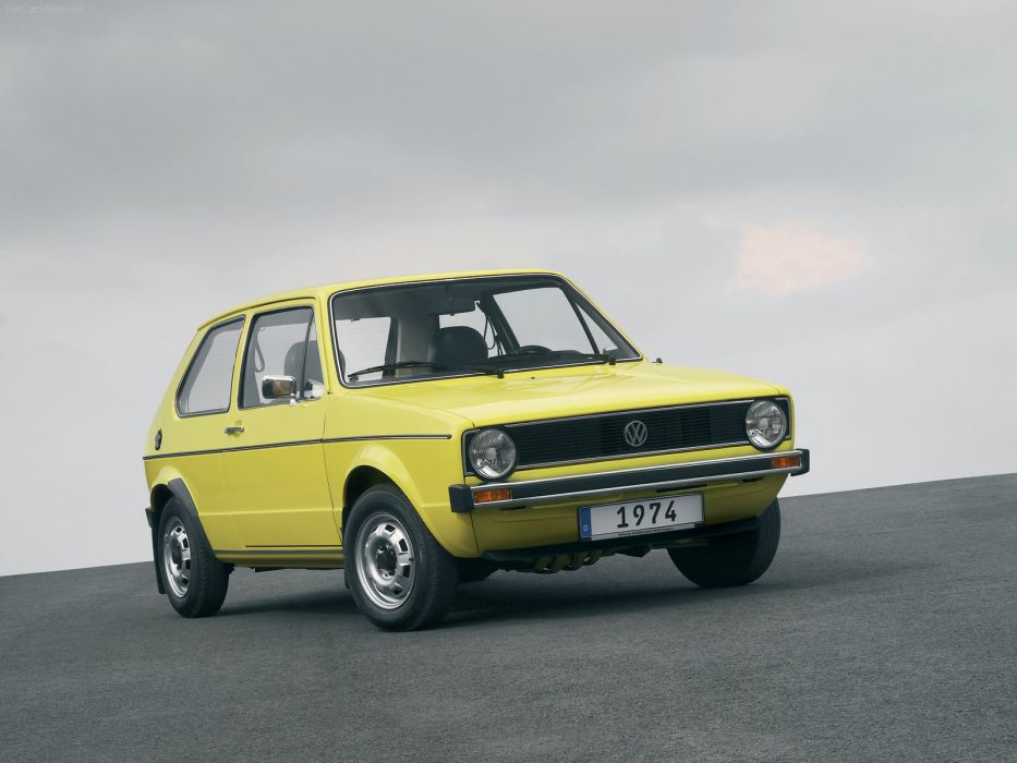 Volkswagen Golf I 1974 wallpaper