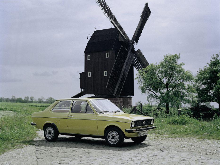 Volkswagen Derby 1979 wallpaper