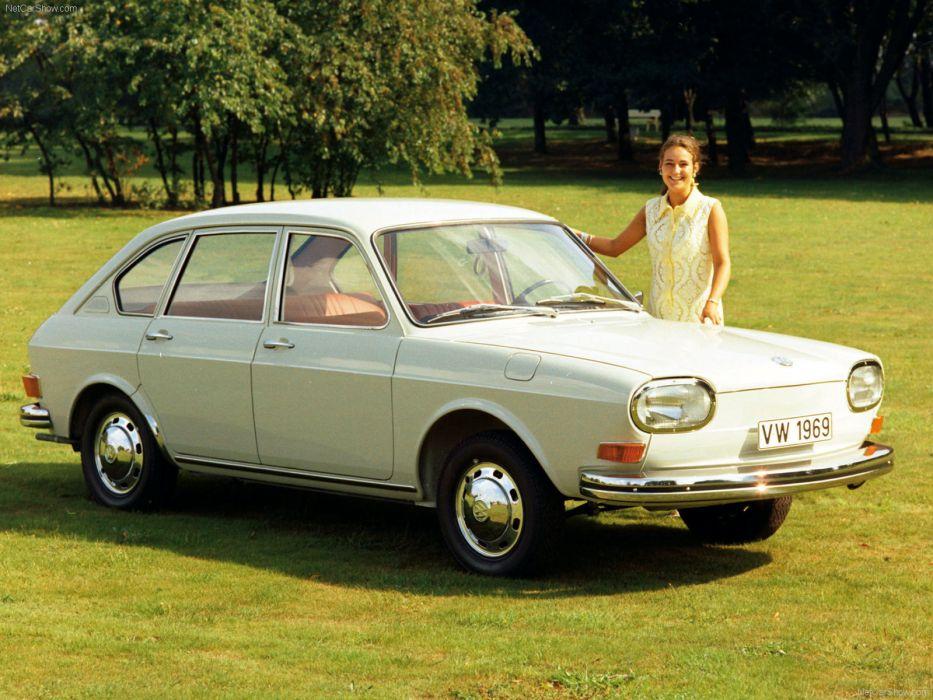 Volkswagen 411 1968 wallpaper