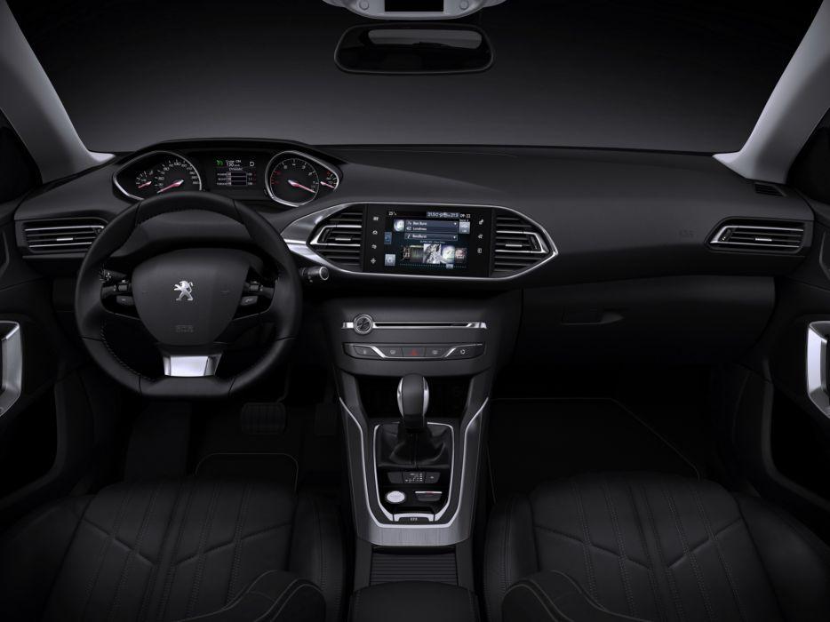 2014 Peugeot 308 Stationwagon interior     g wallpaper