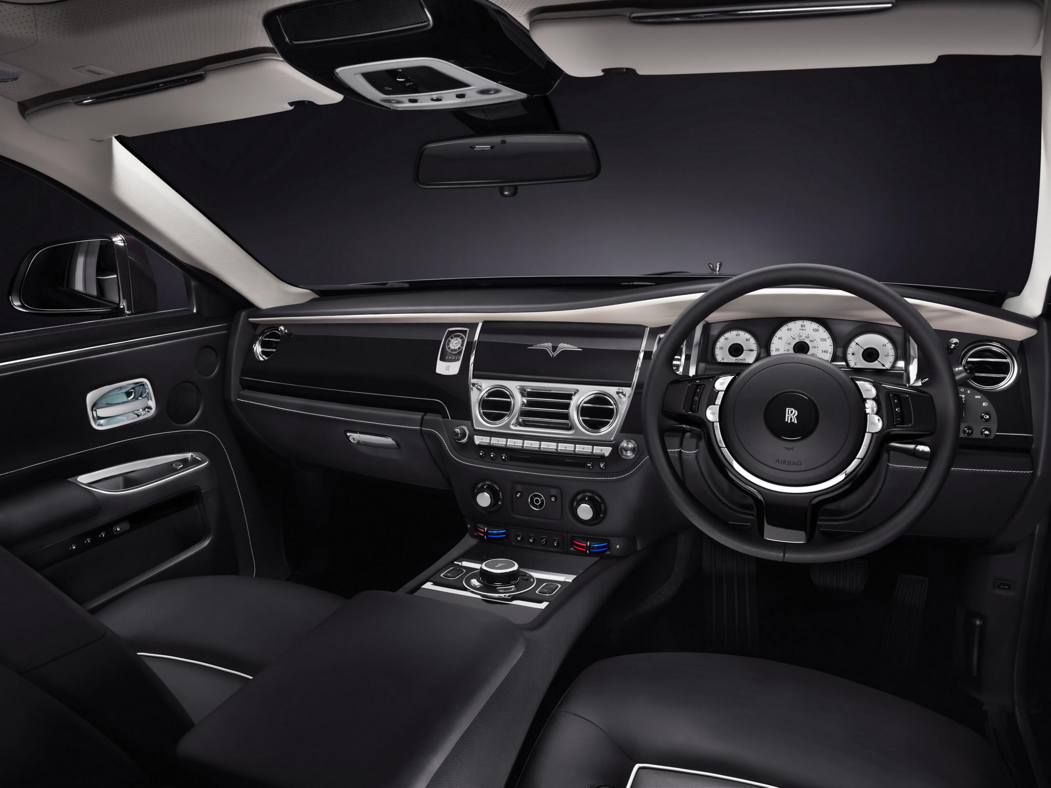 2014 Rolls Royce Ghost V Specification Luxury Interior G Wallpaper