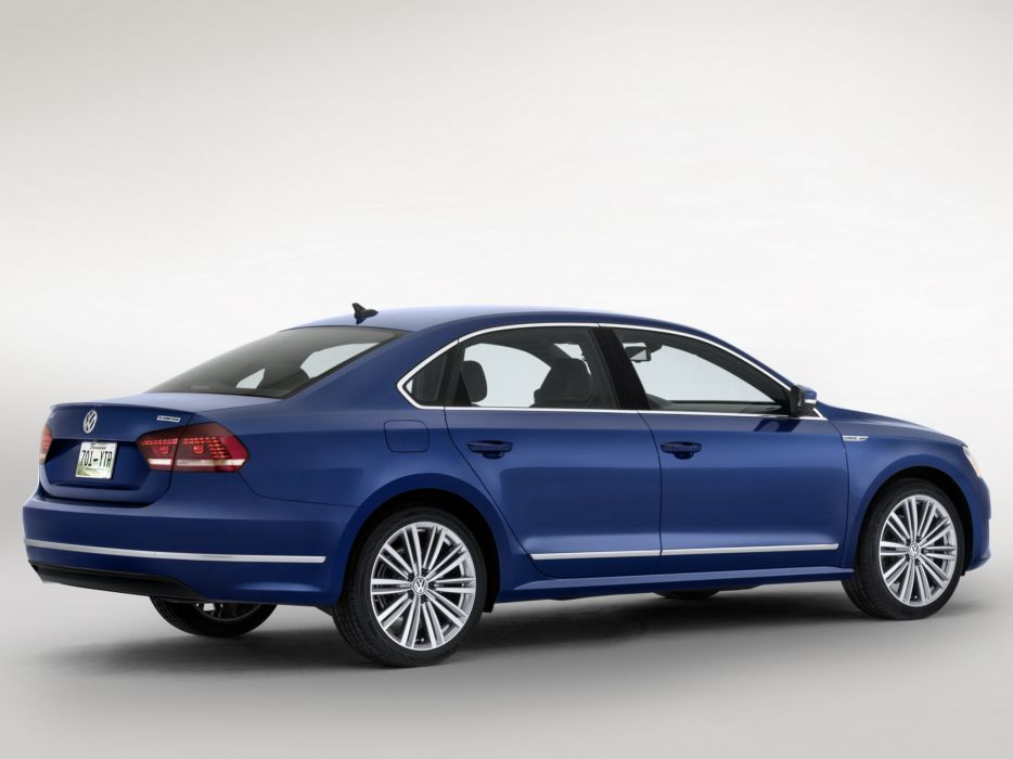 2014 Volkswagen Passat BlueMotion Concept  n wallpaper