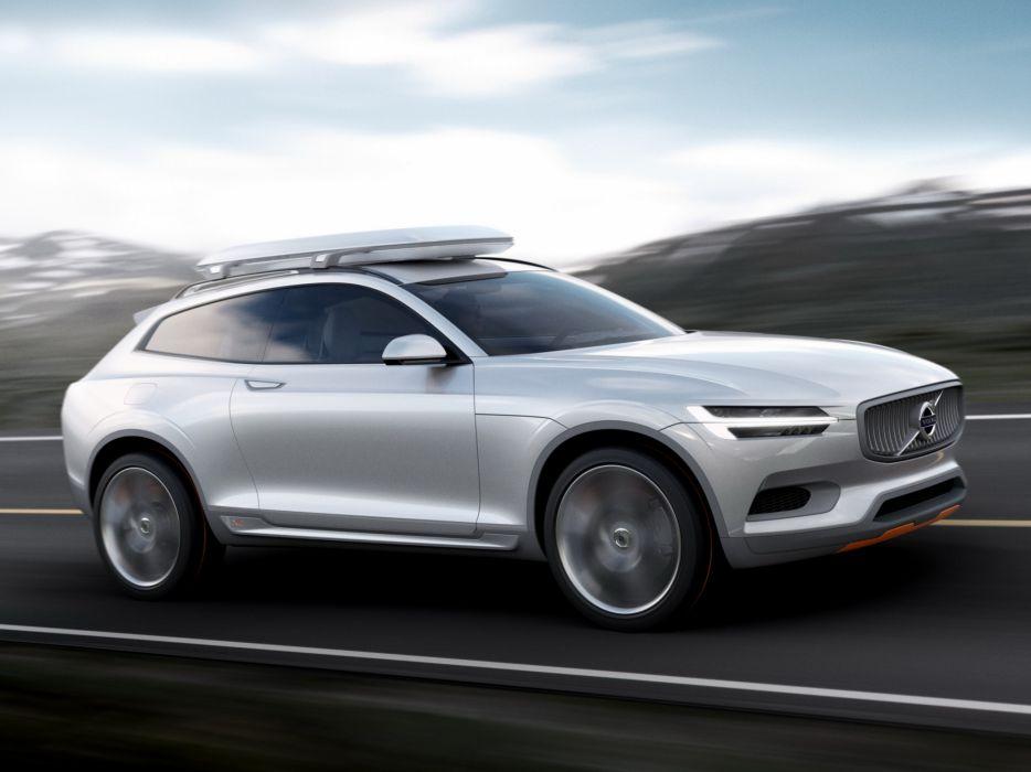 2014 Volvo Concept X-C Coupe        g wallpaper
