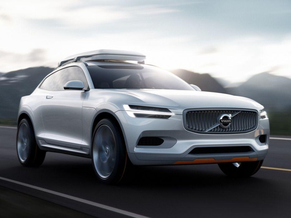 2014 Volvo Concept X-C Coupe   t wallpaper