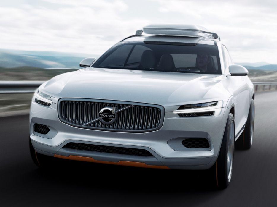 2014 Volvo Concept X-C Coupe  gg wallpaper