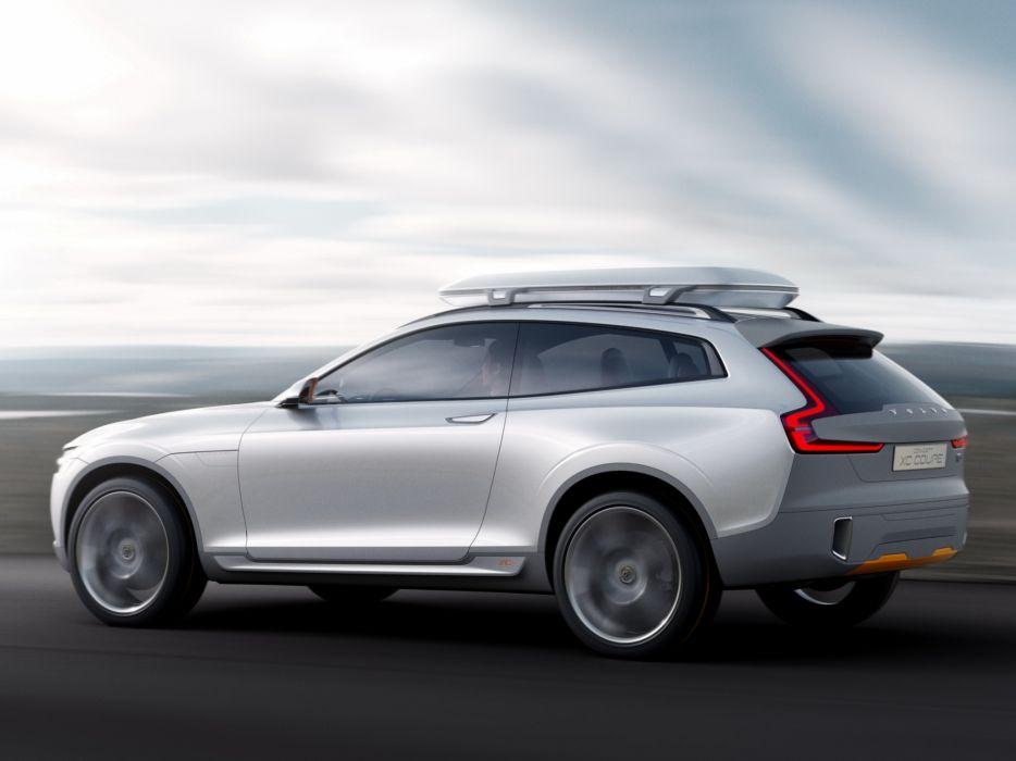 2014 Volvo Concept X-C Coupe f wallpaper