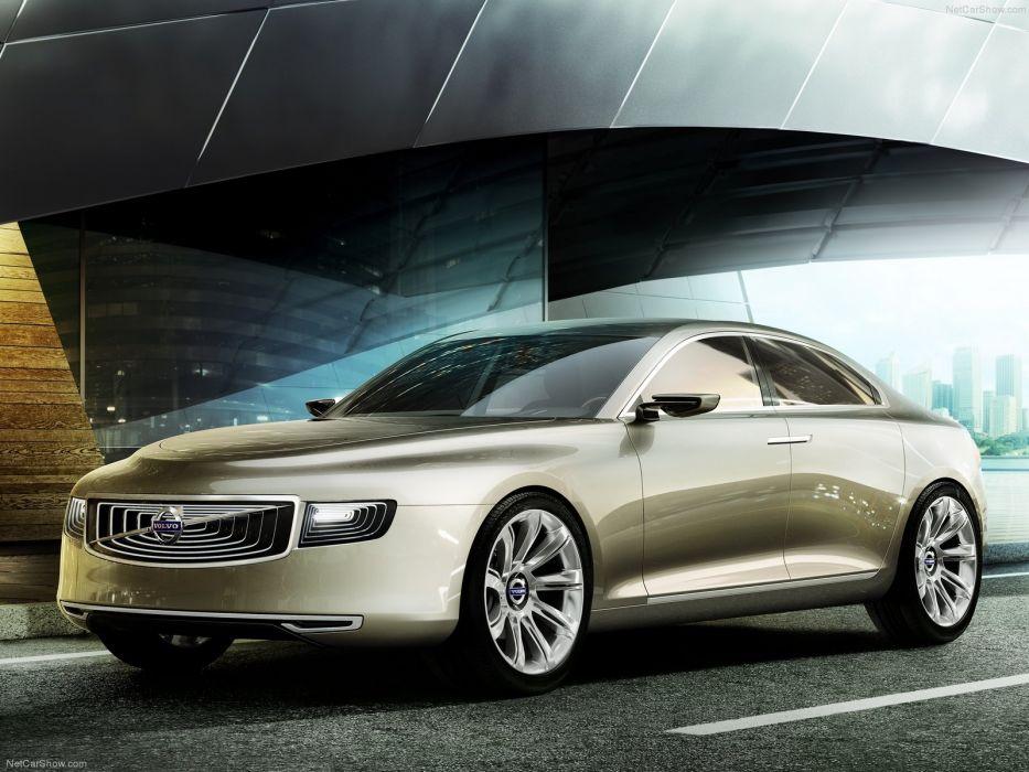 Volvo Universe Concept 2011 wallpaper