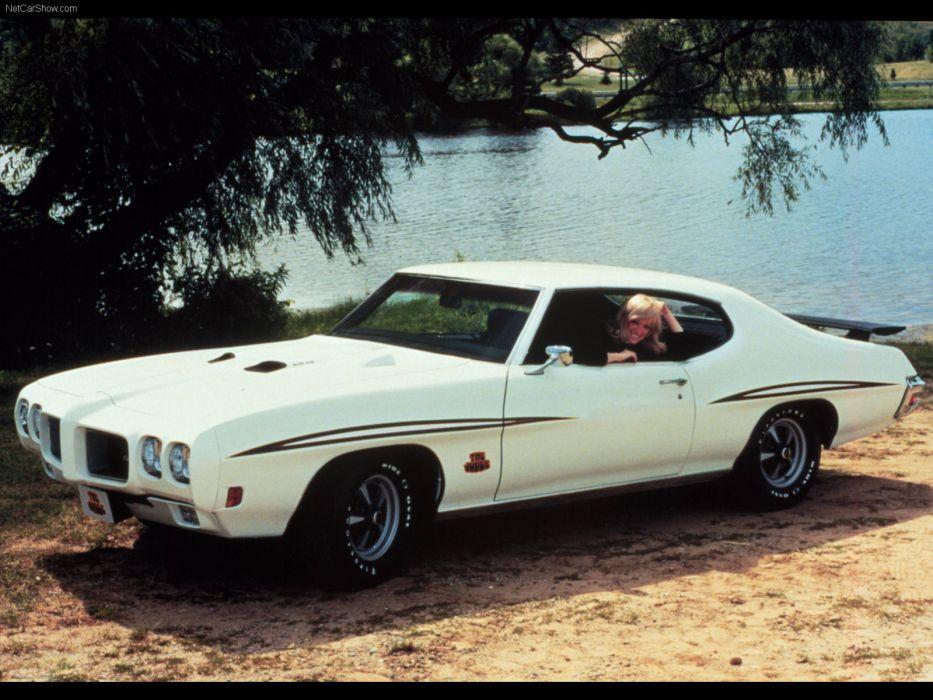 Pontiac GTO 1970 wallpaper