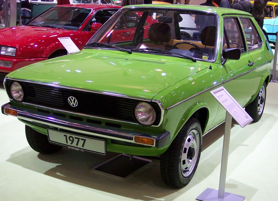 Volkswagen Polo I LS 1977 wallpaper