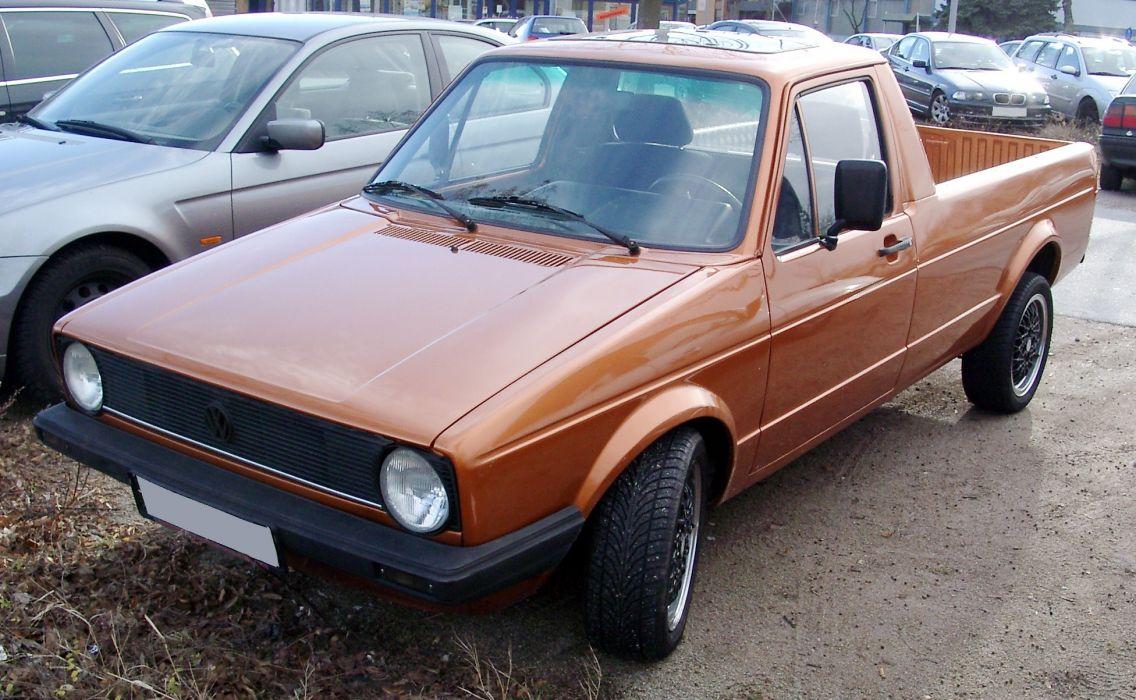 Volkswagen Caddy wallpaper